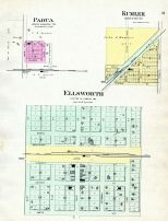Padua, Kumler, Ellsworth, McLean County 1895